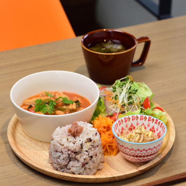 『woodpecker cafe』日替りランチ