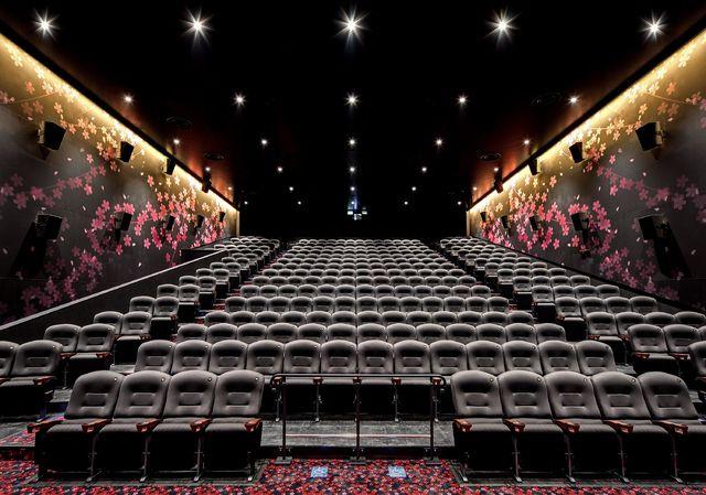 月刊Taktを持って『J MAX THEATER』で映画を観よう!