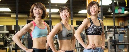 Takt読者モデルの冬の美BODY体験♡ 第2弾は『アピアスポーツクラブ』でメリハリのある美ボディに!