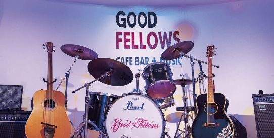 SAVE THE GOOD FELLOWS 存続支援プロジェクト