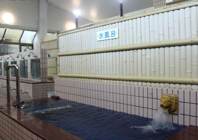 鉱泉 立山 「立山鉱泉」(富山市
