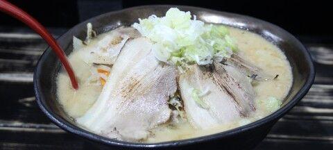 【富山オープン情報】 新潟の名店『食堂ミサ』の味を富山でも! 野菜たっぷり、福助の味噌ラーメン