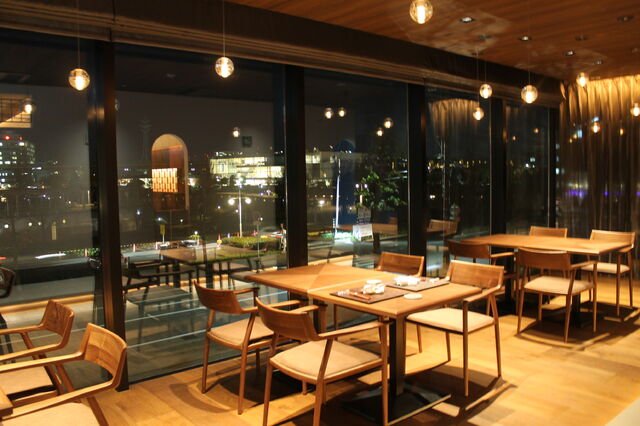 富山市環水テラス2Fに西麻布の人気創作和食店がオープン! 気になる3FのBar情報も♪