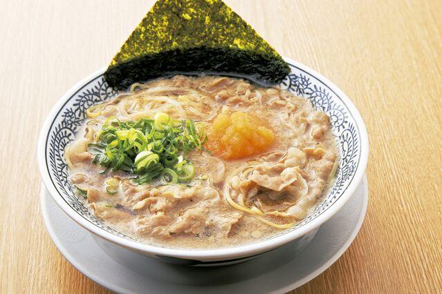 【富山のラーメン】「熟成醤油」からつくり出す、多彩なメニューが魅力の『丸源ラーメン』