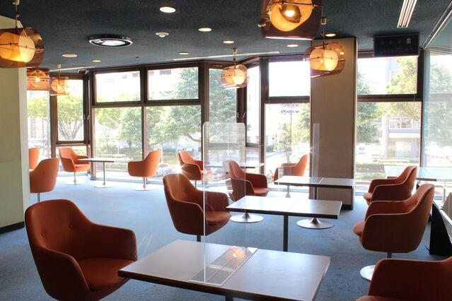 【富山の喫茶店】『富山地鉄ゴールデンボウル』の2階にある、昭和レトロな「軽食喫茶 ゴールド」