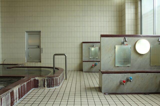 【富山の銭湯】昔ながらのお風呂屋さん巡り vol.15~福島の湯~